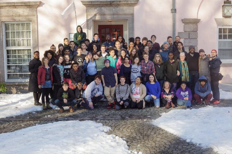 Northeast New Year's Teen Retreat