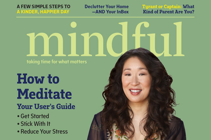 Jessica Morey in Mindful Magazine
