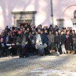 Group photo of Harvard winter iBme Retreat