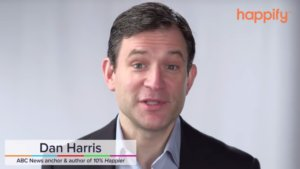 Dan Harris How to Meditate