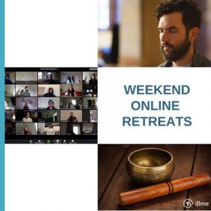 Weekend Online Retreats