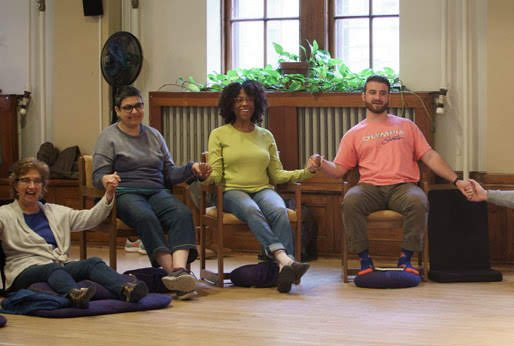 Contemplative Climate Leadership for Youth Course