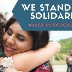 We Stand for Racial Justice: Call for Action