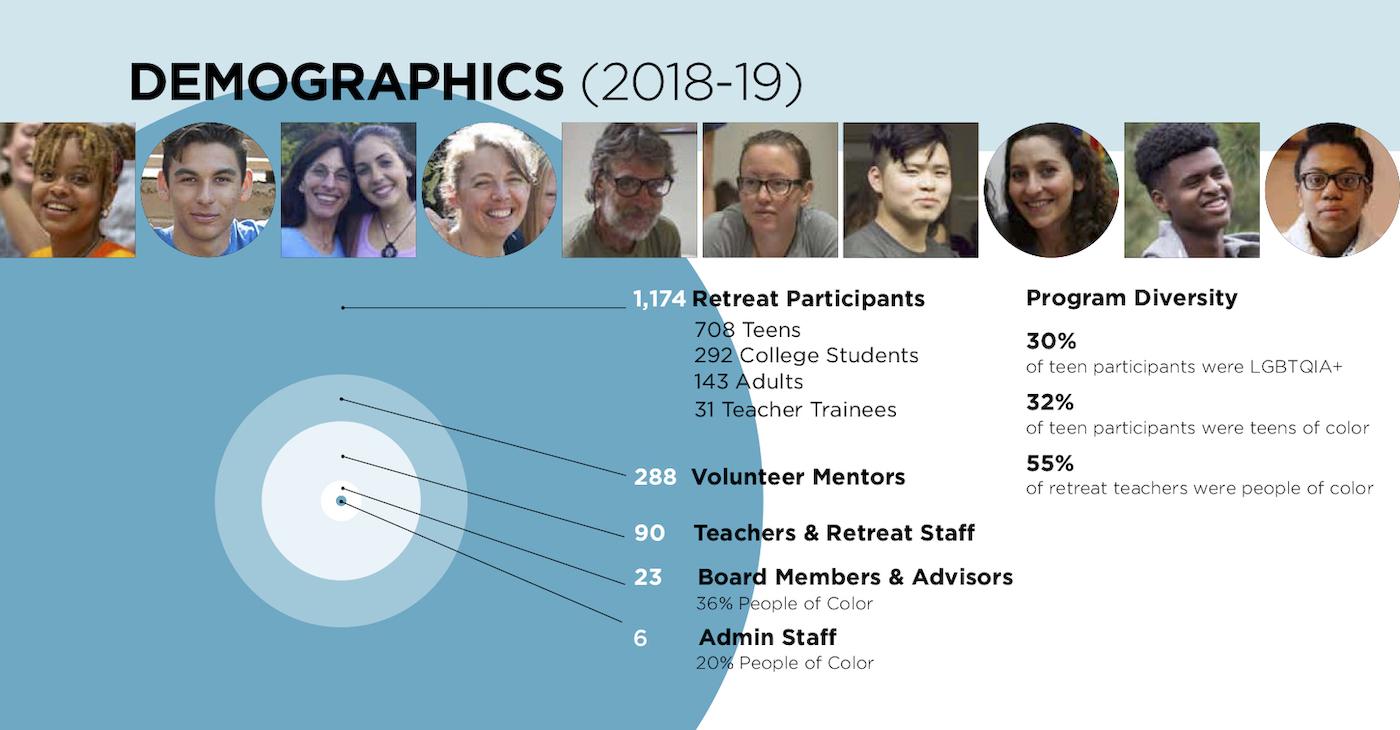 Demographics Infographic