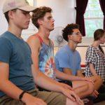 Teaching Mindfulness to Teens Blog Post image