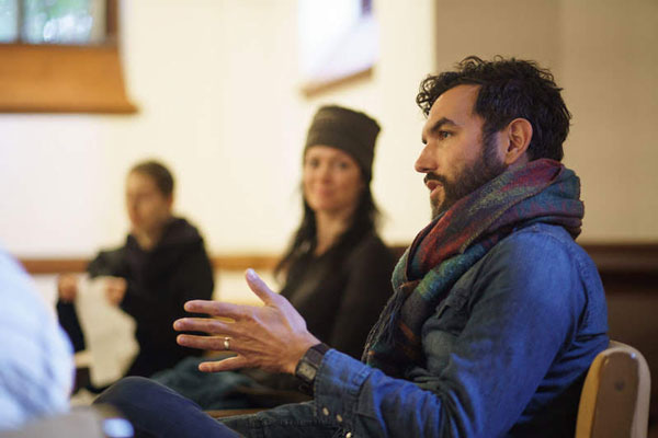Adult mindfulness retreat